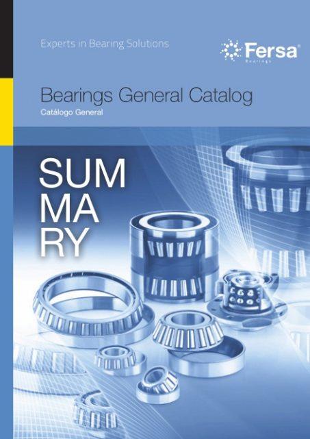 FERSA catálogo general