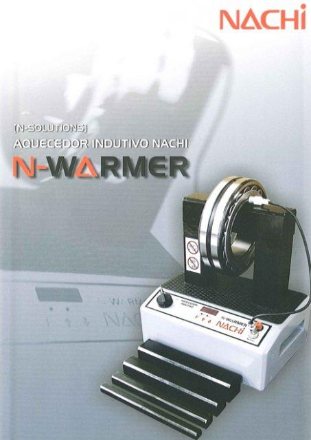 NACHI - N-WARMER-CALENTADOR POR INDUCCION